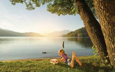 Urlaub am See in Kärnten